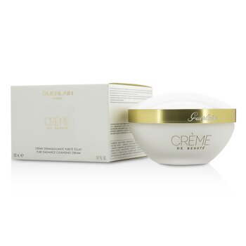 Pure Radiance Cleansing Cream - Creme De Beaute  200ml/6.7oz