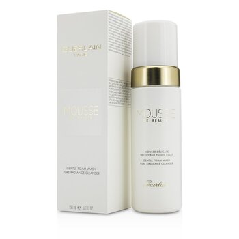 Pure Radiance Cleanser - Mousse De Beaute Gentle Foam Wash 150ml/5oz