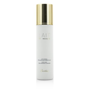 Guerlain Pure Radiance Cleanser - Lait De Beaute Gentle Cleansing Satin Milk  200ml/6.7oz