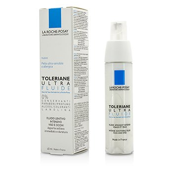 Toleriane Ultra Fluide - Intense Soothing Fluid Face & Eyes 40ml/1.35oz