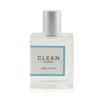 Clean Cool Cotton Eau De Parfum Spray  60ml/2.14oz