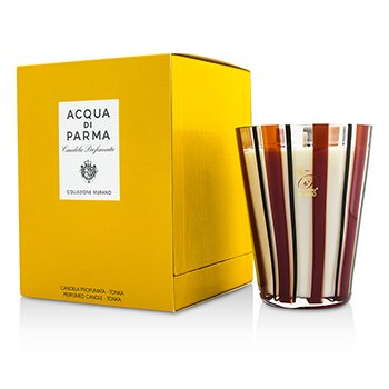 Murano Glass Perfumed Candle - Tonka  200g/7.05oz