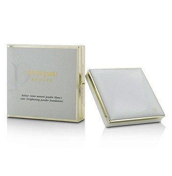 Cle De Peau Brightening Powder Foundation Case
