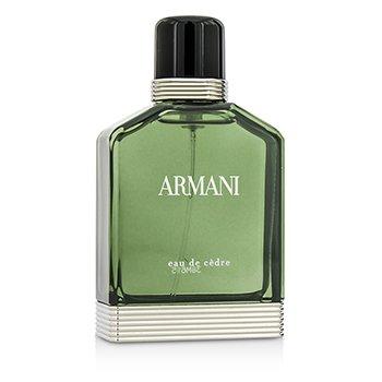 Armani Eau De Cedre Eau De Toilette Spray  50ml/1.7oz