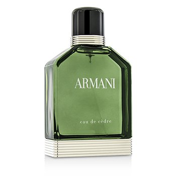 Armani Eau De Cedre Eau De Toilette Spray 100ml/3.4oz