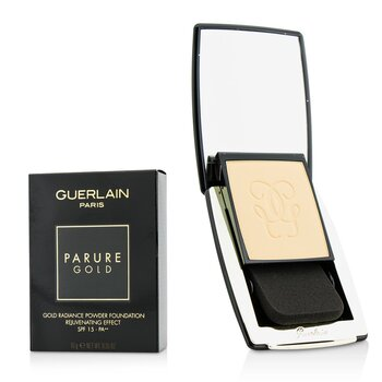 Parure Gold Rejuvenating Gold Radiance Powder Foundation SPF 15  10g/0.35oz