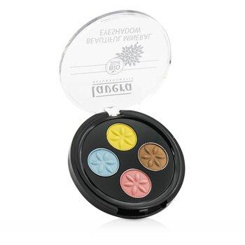 Beautiful Mineral Eyeshadow Quattro  4x0.8g/0.026oz