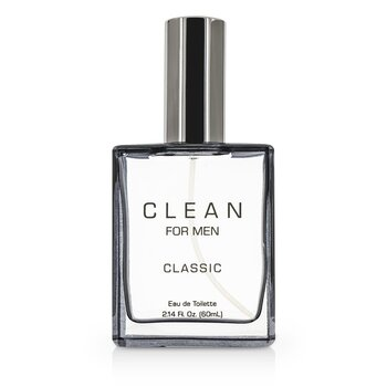 Clean For Men Classic 同名經典男性淡香水  60ml/2.14oz
