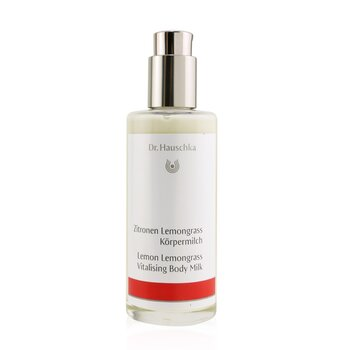 Lemon Lemongrass Vitalizing Body Milk  145ml/4.9oz