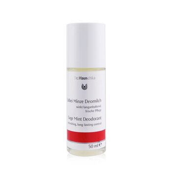 Dr. Hauschka Sage Mint Deodorant  50ml/1.7oz