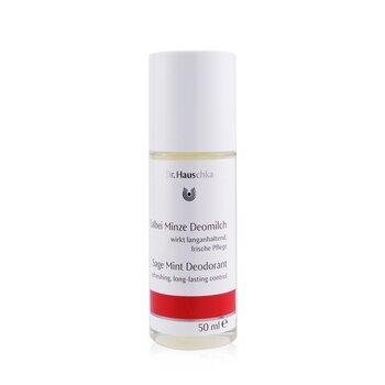 Dr. Hauschka Sage Mint Desodorante  50ml/1.7oz