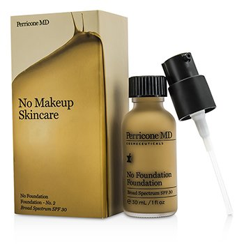 No Foundation Foundation SPF 30  30ml/1oz.