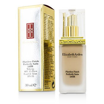 Elizabeth Arden Flawless Finish Perfectly Satin 24HR MaquillajeSPF15 - #01 Alabaster  30ml/1oz