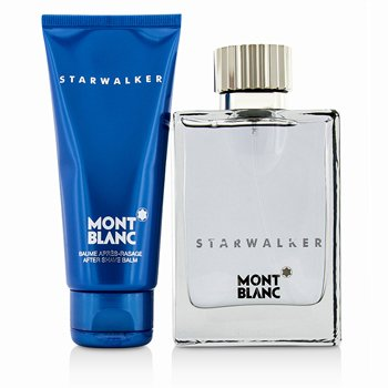Starwalker Coffret: Eau De Toilette Spray 75ml/2.5oz + After Shave Balm 100ml/3.3oz  2pcs