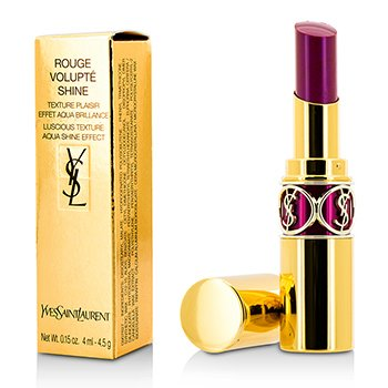 Yves Saint Laurent Rouge Volupte Brillo - # 33 Fuchsia Intense  4.5g/0.15oz
