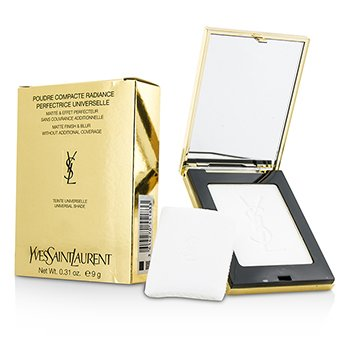 Yves Saint Laurent Poudre Compact Radiance Perfection Universelle (Matte Finish & Blur)  9g/0.31oz