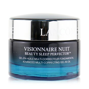 Lancome Visionnaire Nuit Beauty Sleep Perfector - Gel en Aceite Multi Corrección Avanzada  50ml/1.7oz