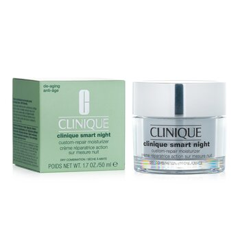 Smart Night Custom-Repair Moisturizer (Dry Combination) 50ml/1.7oz