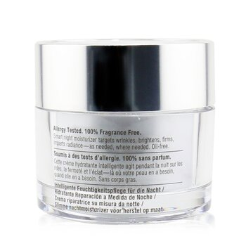 Smart Night Custom-Repair Moisturizer (Combination Oily to Oily)  50ml/1.7oz