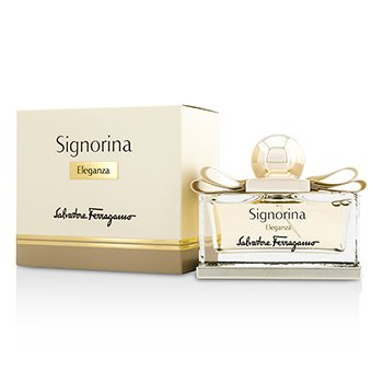 Signorina Eleganza Eau De Parfum Spray  50ml/1.7oz