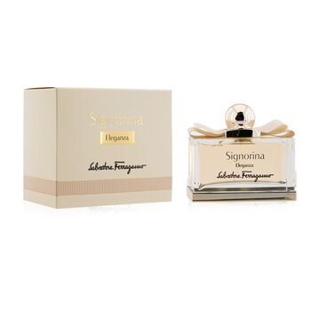 Signorina Eleganza Eau De Parfum Spray  100ml/3.4oz