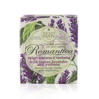 Scented Italian Candle - Wild Tusan Lavender & Verbena  160g/5.64oz