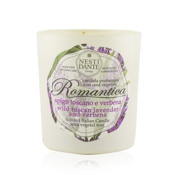 Ароматизована Італійська Свічка - Wild Tusan Lavender & Verbena  160g/5.64oz