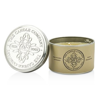 Tin Can Highly Fragranced Candle - Stone Washed Driftwood  (8x5) cm