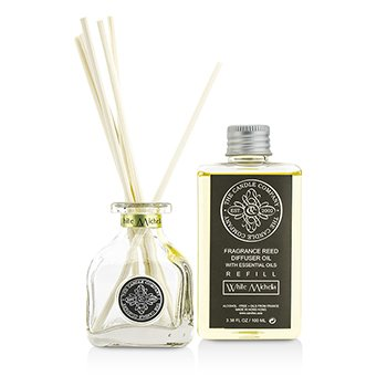 Reed Diffuser with Essential Oils - White Michelia  100ml/3.38oz