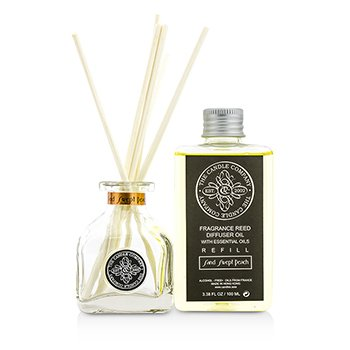 Reed Diffuser with Essential Oils - Sand Swept Peach  100ml/3.38oz
