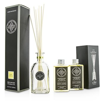 Reed Diffuser with Essential Oils - White Michelia  200ml/6.76oz