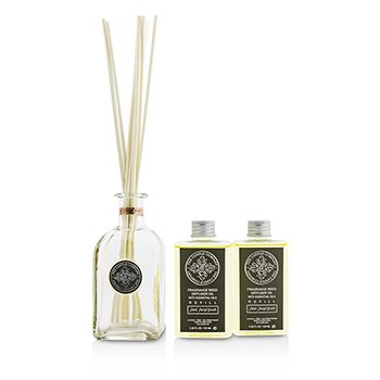 Reed Diffuser with Essential Oils - Sand Swept Peach  200ml/6.76oz