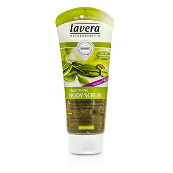 Lavera Smoothing Body Scrub  200ml/6.6oz