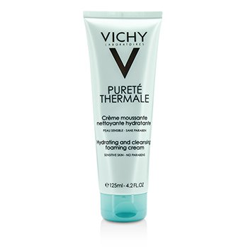 Vichy Purete Thermale Hydrating And Cleansing Foaming Cream - For Sensitive Skin  125ml/4.2oz