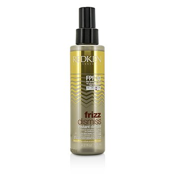 Frizz Dismiss FPF30 Instant Deflate Leave-In Smoothing Oil Serum (For Medium/ Coarse Hair)  125ml/4.2oz