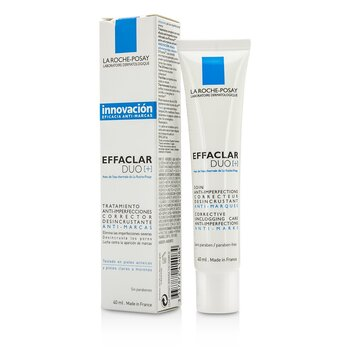 Effaclar Duo (+) Corrective Unclogging Care Anti-Imperfections Anti-Marks  40ml/1.35oz