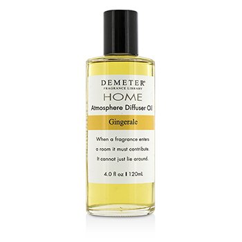 Demeter Atmosphere Олія для Дифузора - Gingerale  120ml/4oz