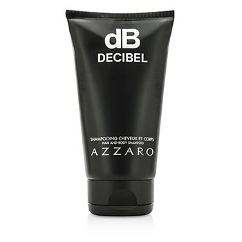 Azzaro Decibel Hair & Body Shampoo (Unboxed)  150ml/5oz