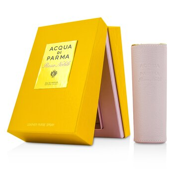 Rosa Nobile Leather Purse Spray Eau De Parfum  20ml/0.7oz