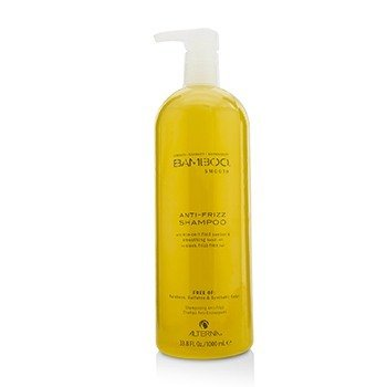 Bamboo Smooth Anti-Frizz Shampoo  1000ml/33.8oz