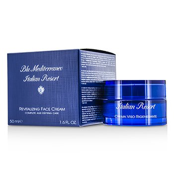 Acqua Di Parma Blu Mediterraneo Italian Resort Revitalizing Face Cream  50ml/1.6oz