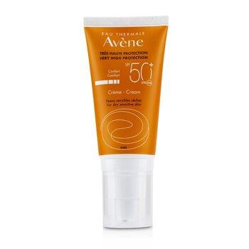 Very High Protection krema SPF 50+ (za ushu osjetljivu kožu)  50ml/ 1.7oz
