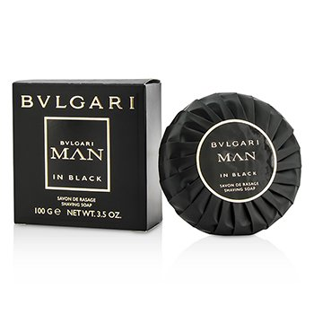 Bvlgari In Black Jab�n de Afeitar  100g/3.5oz