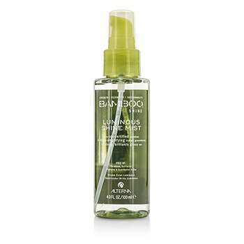 Bamboo Shine Luminous Shine Mist (For Strong, Brilliantly Glossy Hair)  100ml/4oz