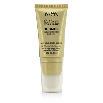 Stylist 2 Minute Root Touch-Up Temporary Root Concealer - # Blonde  30ml/1oz