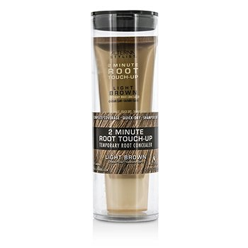 Stylist 2 Minute Root Touch-Up Temporary Root Concealer - # Light Brown  30ml/1oz