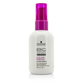 Schwarzkopf BC Color Freeze Gloss Suero (Para Cabello Teñido)  100ml/3.4oz