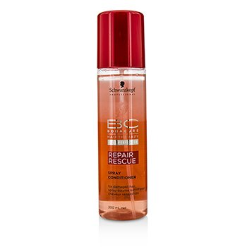 Schwarzkopf BC Repair Rescue Spray Acondicionador (Para Cabello Dañado)  200ml/6.7oz