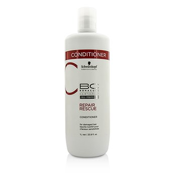 Schwarzkopf BC Repair Rescue Acondicionador (Para Cabello Da�ado)  1000ml/33.8oz