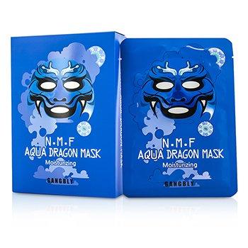 Gangbly Aqua Dragon Mască - N.M.F  10x27ml
